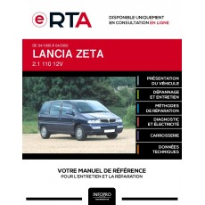 E-RTA Lancia Zeta MONOSPACE 5 portes de 04/1995 à 04/2002