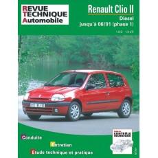 RTA 624.2 CLIO II DIESEL - Version Numérique