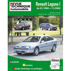 RTA 123 RENAULT LAGUNA I (1994 à 2000)
