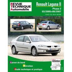RTA B748.5 RENAULT LAGUNA II PHASE 2 (2005 à 2007)