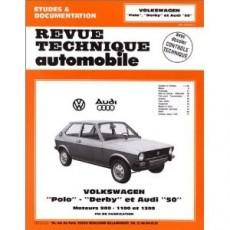 RTA 363.2 AUDI/VOLKSWAGEN 50/POLO I (1975 à 1983)