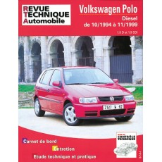 RTA 611.1 Volkswagen POLO Diesel 1.9 D 1.9 Sdi 10/94 à 11/99