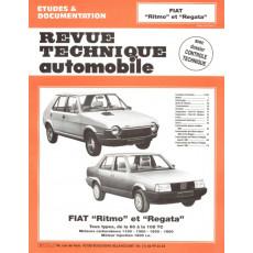 RTA 392.6 FIAT REGATA (1978 à 1990)