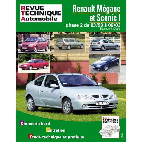 Revue Technique Renault megane et scenic 2