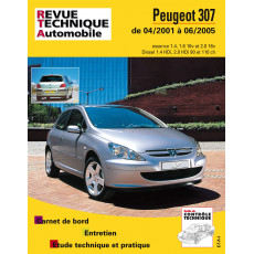 Revue Technique Automobile Peugeot 307