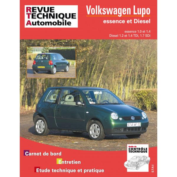 Revue Technique Volswagen lupo