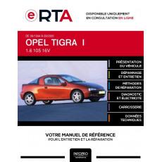 E-RTA Opel Tigra I COUPE 3 portes de 09/1994 à 09/2000