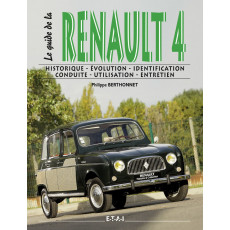 "Collection ""Le guide"" : Renault 4L"