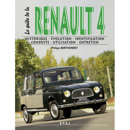 Le Guide de la Renault 4L