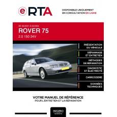 E-RTA Rover 75 BREAK 5 portes de 09/2001 à 03/2004
