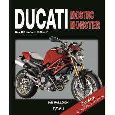 Ducati Mostro, Monster...