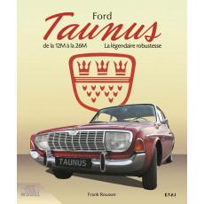 FORD TAUNUS, la légende