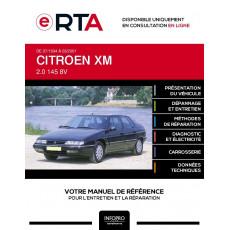 E-RTA Citroen Xm HAYON 5 portes de 07/1994 à 03/2001