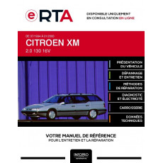 E-RTA Citroen Xm BREAK 5 portes de 07/1994 à 01/2000