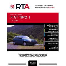 E-RTA Fiat Tipo I HAYON 5 portes de 07/1988 à 04/1993