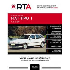 E-RTA Fiat Tipo I HAYON 5 portes de 04/1993 à 10/1995