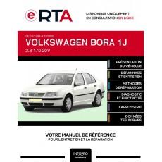 E-RTA Volkswagen Bora BERLINE 4 portes de 10/1998 à 12/2005