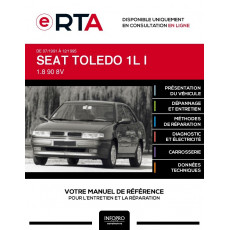 E-RTA Seat Toledo I HAYON 5 portes de 07/1991 à 12/1995