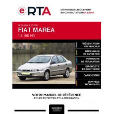 E-RTA Fiat Marea BERLINE 4 portes de 09/1996 à 10/2001