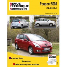 RTA B770.5 PEUGEOT 5008 I PHASE 1 (2009 à 2013) - Diesel