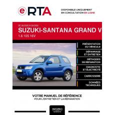 E-RTA Suzuki-santana Grand vitara II BREAK 3 portes de 09/2005 à 09/2009