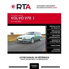 E-RTA Volvo V70 I BREAK 5 portes de 02/2000 à 06/2004