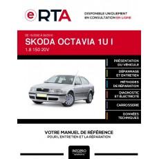 E-RTA Skoda Octavia I HAYON 5 portes de 10/2000 à 06/2010