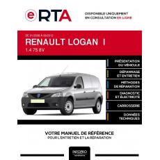 E-RTA Renault Logan I FOURGON 5 portes de 01/2008 à 09/2012