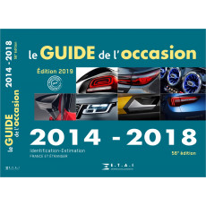 Guide de l'occasion de 2014 à 2018 (édition 2019)