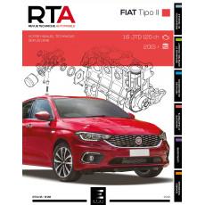 RTA hors série n°26 FIAT TIPO II (2016 à ce jour)