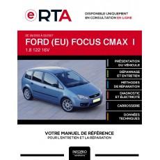 E-RTA Ford (eu) Focus cmax I MONOSPACE 5 portes de 09/2003 à 03/2007
