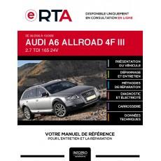 E-RTA Audi A6 allroad III BREAK 5 portes de 06/2006 à 10/2008