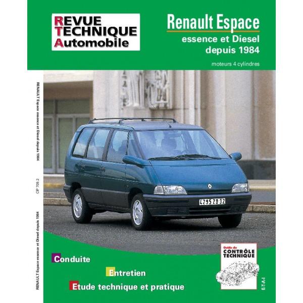 Revue Technique Renault espace