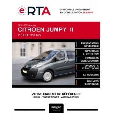 E-RTA Citroen Jumpy II COMBI 5 portes de 01/2007 à ce jour