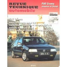 RTA 712.1 FIAT CROMA E/D