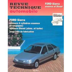 RTA 716.2 FORD SIERRA (1982 à 1991)