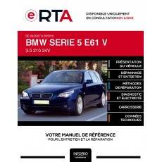 E-RTA Bmw Serie 5 V BREAK 5 portes de 03/2007 à 05/2010