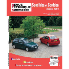 RTA 567.2 SEAT IBIZA/CORDOBA I (6K) (1993 à 1999)