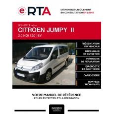 E-RTA Citroen Jumpy II COMBI 4 portes de 01/2007 à ce jour