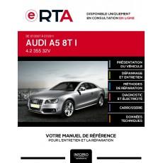 E-RTA Audi A5 I COUPE 2 portes de 07/2007 à 07/2011